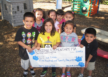 La Casa's Friends Turn Out for Spring Events