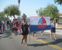 4th of July Parade Award