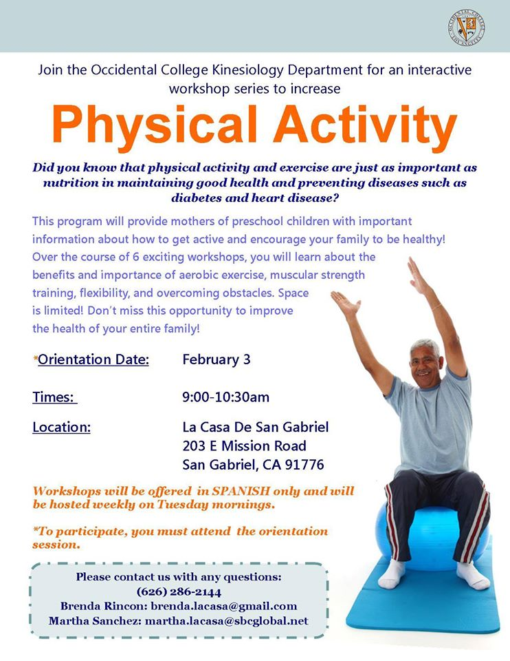 Physical Activity Class